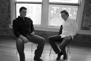 Ryan Nicodemus & Joshua Fields Millburn, Founders of theminimalists.com