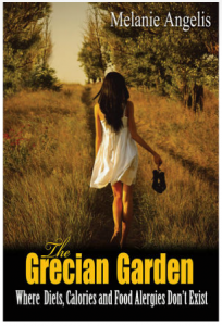 Melanie's book, The Grecian Garden, coming out by the end of 2012