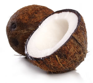 Coconut oil for asthma
