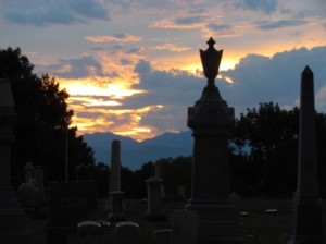 best things to do in denver riverside cemetery