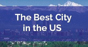 The Best City in the US