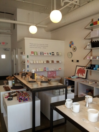 Nora, a shop located in Midtown Detroit