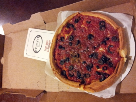 Day-saving pizza from Patxi's