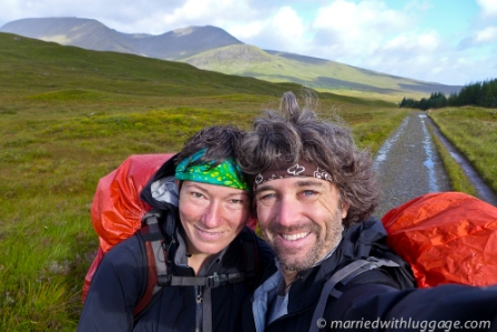 Scotland's West Highland Way Scenery + Warren and Betsy Talbot