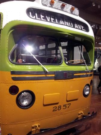 The Bus Where Rosa Parks Changed the Course of History