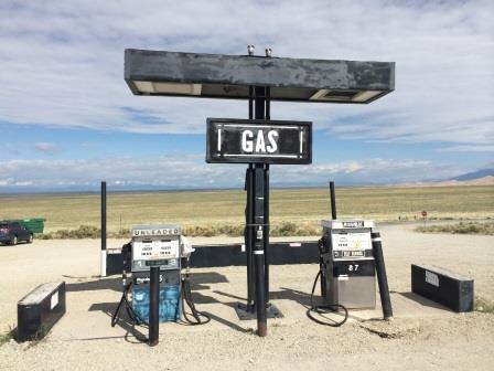 gas station oasis campground great sand dunes national park
